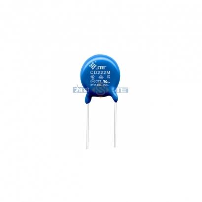 Y1 陶瓷安規电容 (CD 系列/400Vac) 松田STE Y1 陶瓷安规电容 (CD 系列/400Vac)